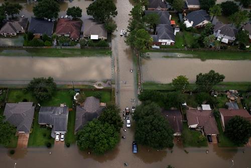 44 người chết tại Texas vì bão Harvey