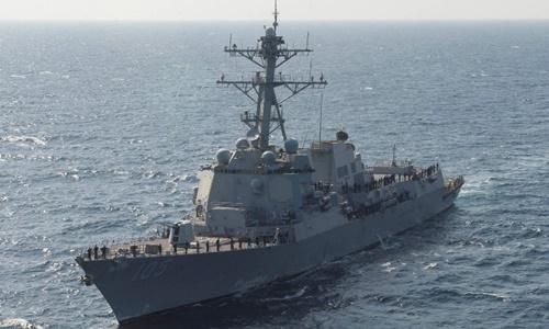 Mỹ lần đầu lên lịch tuần tra tự do hàng hải ở Biển Đông