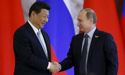 """Nga - Trung nhất trí """"xử lý thỏa đáng"""" vụ thử hạt nhân của Triều Tiên"""