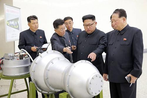 Thử bom nhiệt hạch, Triều Tiên gây sức ép với cả Trung Quốc