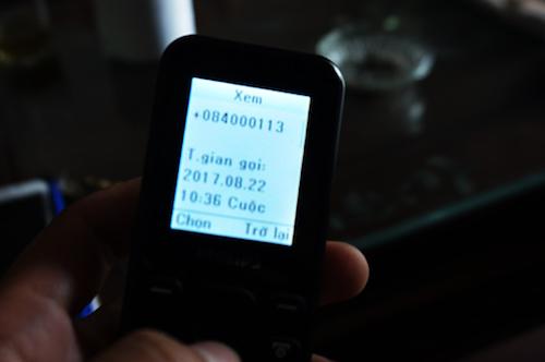 Tạo số điện thoại ảo 113 của công an để hù dọa người dân - Ảnh minh hoạ 2