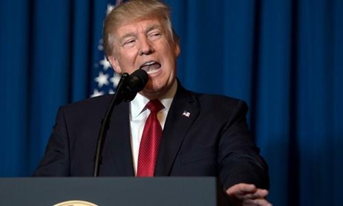 """Trump gọi Triều Tiên là """"mối đe dọa lớn"""" sau vụ thử hạt nhân lần 6"""
