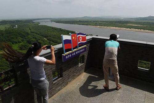 Triều Tiên thử hạt nhân, dân Trung Quốc ở biên giới
