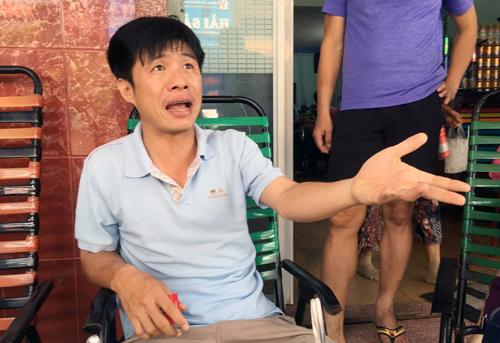 Nhân chứng nhà sập ở Sài Gòn: