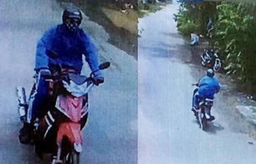 Kẻ cướp ngân hàng ở Đồng Nai nghi vứt xe trong rừng
