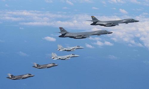 Mỹ - Hàn thảo luận biện pháp quân sự đáp trả Triều Tiên