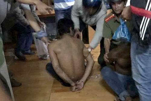 Nhóm người chém chết hai công nhân ở Phú Quốc bị bắt