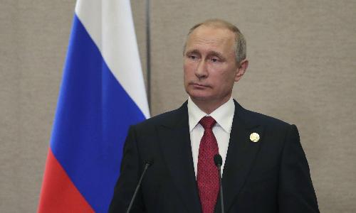 Putin cảnh báo nguy cơ 'thảm họa toàn cầu' từ khủng hoảng Triều Tiên