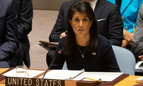 """Mỹ cáo buộc Triều Tiên """"đang cầu xin chiến tranh"""""""