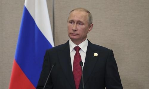 """Putin cảnh báo """"thảm họa toàn cầu"""" từ khủng hoảng Triều Tiên"""