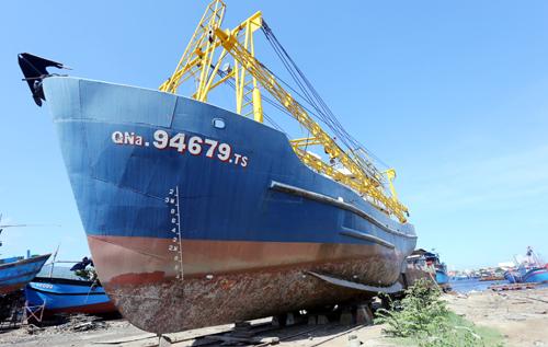 Hành trình kiện công ty đóng tàu vỏ thép của ngư dân ở Quảng Nam - Ảnh minh hoạ 2