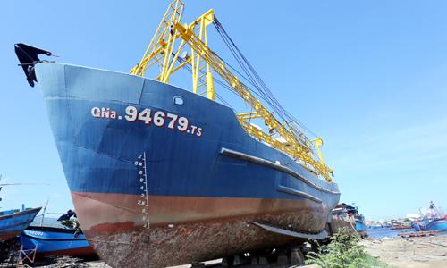 Hành trình kiện công ty đóng tàu vỏ thép của ngư dân ở Quảng Nam
