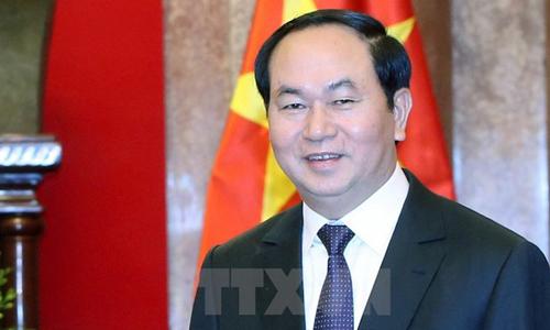 Chủ tịch nước: Quan hệ Việt - Lào gắn bó bất chấp diễn biến phức tạp ở khu vực