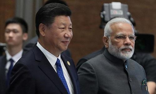 Ông Tập kêu gọi duy trì hòa bình tại biên giới Trung-Ấn