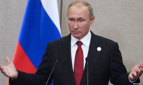 Nga muốn kiện Mỹ vụ thu hồi tài sản ngoại giao
