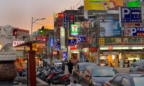 Thành phố Hsinchu, Đài Loan. Ảnh: Expedia.