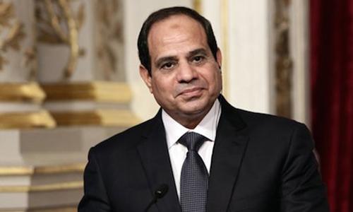 Tổng thống Ai Cập lần đầu tiên thăm Việt Nam