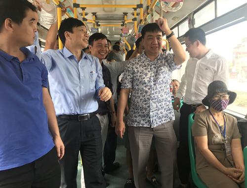 Sở Giao thông Hà Nội: Nhiều chuyến BRT có dấu hiệu 'quá tải'