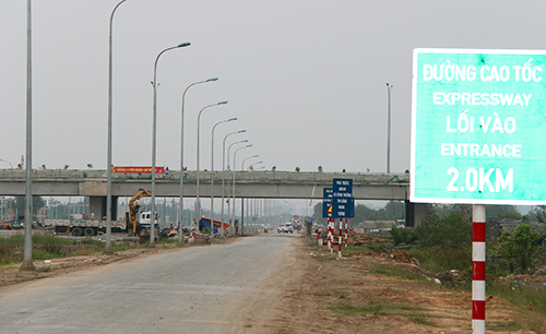 Nâng cấp đường kết nối cầu Phú Mỹ 183 tỷ đồng