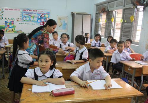 TP HCM tiếp tục áp dụng mô hình trường học mới VNEN