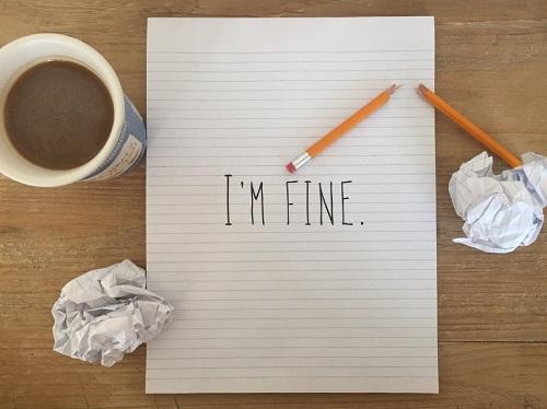 Những cách nói thay thế 'I'm fine'