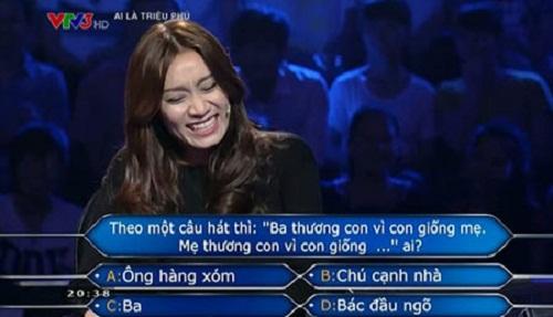 12 tình huống 'không thể nhịn cười' trong Ai là triệu phú