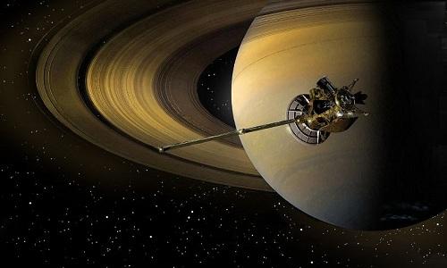 Hành trình tự sát của tàu Cassini mang lại nhiều cảm xúc cho các nhà khoa học tham gia dự án. Ảnh: Space.