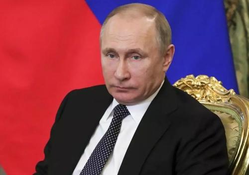 Tổng thống Nga Vladimir Putin. Ảnh: