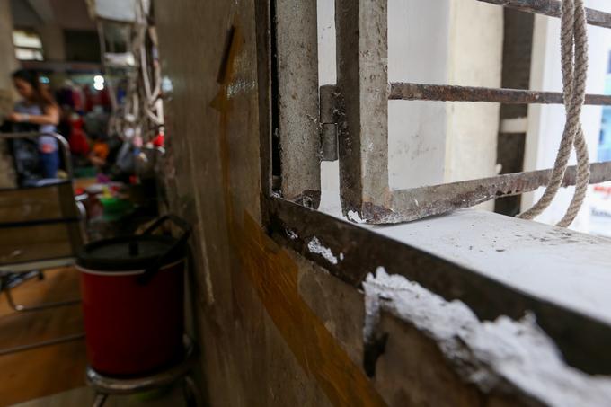Chợ An Đông lâm cảnh mục nát