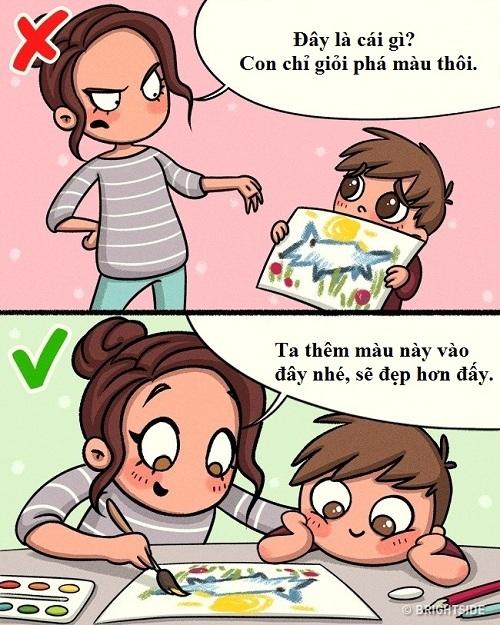 Những điều quan trọng trẻ nên được dạy trước 10 tuổi