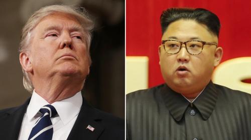 Tổng thống Mỹ Donald Trump và lãnh đạo Triều Tiên Kim Jong-un. Ảnh: RT.
