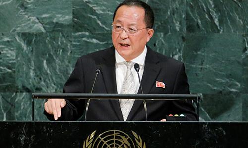 Triều Tiên nói tên lửa nhắm đến Mỹ là 'không tránh khỏi'