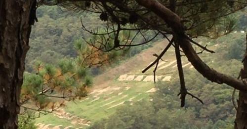 An Army firing range in Cheorwon, Gangwon Province. (Yonhap)