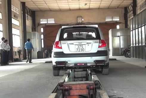 Công bố đường dây nóng tra cứu xe bị dừng kiểm định - 207265