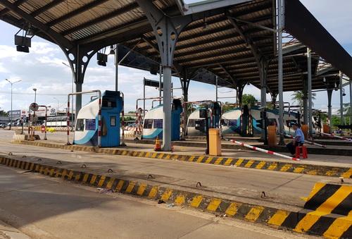 Trạm thu phí BOT tuyến tránh Biên Hòa sẽ giảm giá 20% từ ngày 1/11. Ảnh: Phước Tuấn