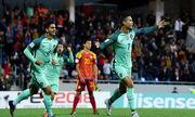 Andorra 0-2 Bồ Đào Nha(Vòng loại World Cup 2018 - khu vực Châu Âu)
