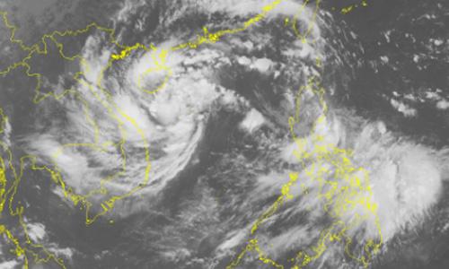 Chiều tối nay, áp thấp nhiệt đới đổ bộ Quảng Bình - Đà Nẵng