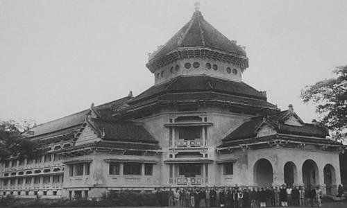 Sáu công trình kiến trúc Pháp trăm tuổi tại Hà Nội xưa và nay