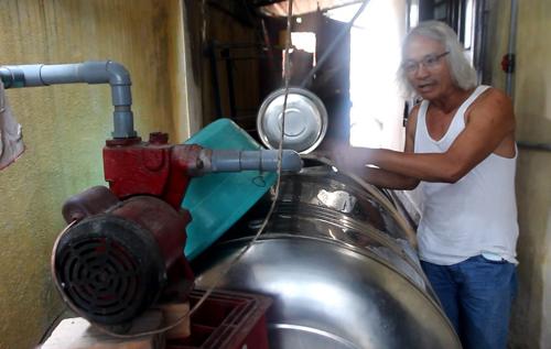 6.000 dân Hội An thiếu nước sinh hoạt vì xâm nhập mặn