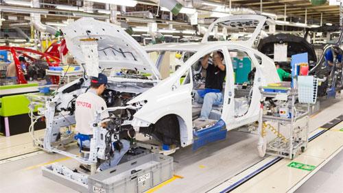 Vật liệu của Kobe Steel được sử dụng trong sản phẩm của nhiều công ty như Toyota, Honda và Subaru.