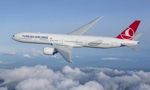 Một phi cơ của Turkish Airlines. Ảnh: Hürriyet Daily News.
