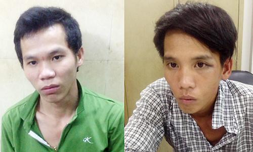 Đặc nhiệm Sài Gòn truy đuổi hai tên trộm