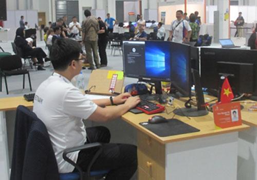 Việt Nam giành huy chương đồng cuộc thi tay nghề thế giới