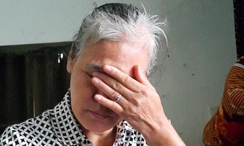 Trần tình của người giúp việc bị tố cáo bạo hành bé trai 4 tháng tuổi