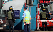 Trăm cảnh sát được huy động bảo vệ an ninh BOT Biên Hòa