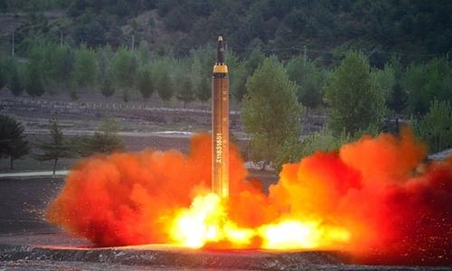 Quốc hội Mỹ nêu 7 lựa chọn quân sự với Triều Tiên