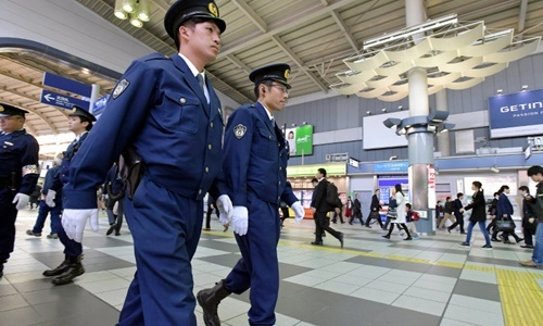 Nhật huy động 21.000 cảnh sát bảo vệ ông Trump ở Tokyo