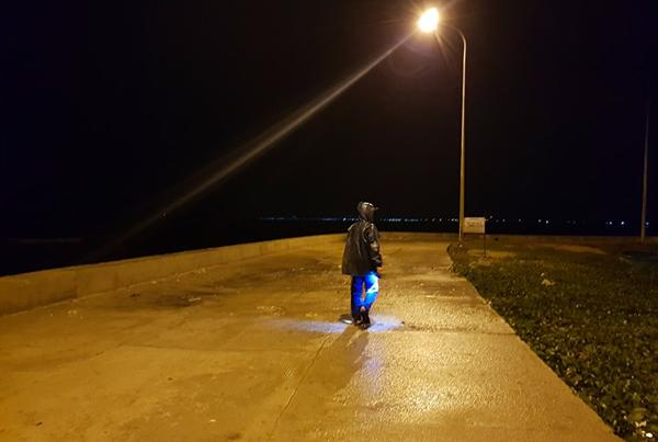 Bờ biển ở Ninh Thuận. Ảnh: Phước Tuấn