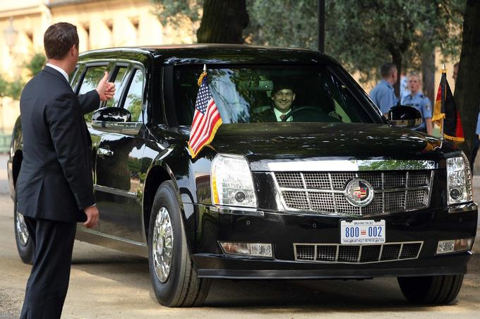 10 điều ít biết về xe 'Quái thú' của Tổng thống Mỹ