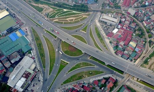 16 dự án giao thông, môi trường 6 tỷ đô Hà Nội muốn làm